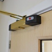 Agrippa fire door closer