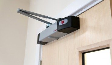 Agrippa fire door closers ease way at care home