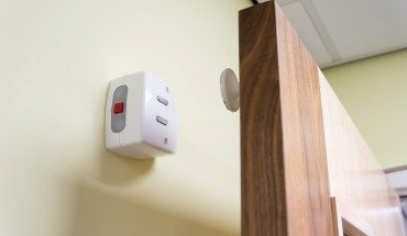 Agrippa fire door retainers installed at Nightingale Hammerson care home