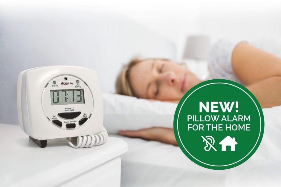 FDSS – Deaf Alert – Bedside Domestic Pillow Alarm